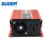 Inverseur de pouvoir modifié par 2000W d'onde sinusoïdale de Suoer (SDB-2000A)