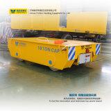 Carrello pesante di trasporto 5t di maneggio del materiale di uso del workshop con la piattaforma di sollevamento
