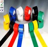 베이지색 색깔 PVC 공기조화 케이블 테이프