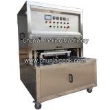 Machine pneumatique de mastic de colmatage de navette de plateau de gaz de vide
