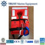 Морская оптовая продажа спасательного жилета Solas Approved