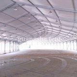 15X40m im Freienfeuer-Beweis-Ausstellung-grosses bekanntmachendes Aluminiumfestzelt-Zelt