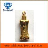 Tegenhangers van de Halsband van het Roestvrij staal van de manier de Goud Geplateerde