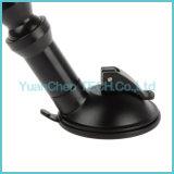 二重吸盤の台紙の立場iPhoneのための調節可能な車の電話ホールダー