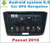 Carro Android GPS do sistema 6.0 para Passat 2016 com carro DVD