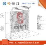 Reticolato di piegamento della rete fissa del triangolo del fornitore della Cina