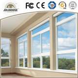Fábrica UPVC barato Windows fixo de China
