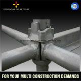 Sistema Cuplock do andaime da construção da sustentação do molde