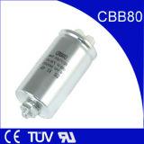 Condensador de la lámpara fluorescente Cbb80