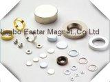 焼結させた常置円形の魅力の普及した磁石