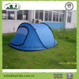 Im Freien Abdeckung-kampierendes Zelt-einlagige Person 2 oben knallen