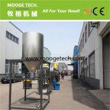 HDPE Drum Waste máquina de reciclagem e lavagem de garrafas de plástico de plástico