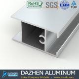 Matériau en aluminium du profil 6063 de la Tanzanie pour la porte personnalisée de guichet
