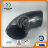 Extremidade soldada aço carbono Fitting Fitting 90d Elbow para B16.9 ASME (KT0063)