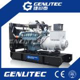 Cadre ouvert 240kw 300kVA Coréen Doosan Diesel Generating Set