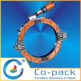 ガス・パイプラインの管の打抜き機の製造