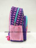 2017 sacos de escola agradáveis da forma para as meninas (DX-SCH008)