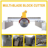 석판 (DQ2200/2500/2800)를 위한 Multiblade 돌 구획 절단기