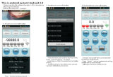 Échelle de grue de Digitals Bluetooth avec de grande précision (OCS-SFB)