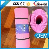 Não se desvanece a esteira feita sob encomenda da ioga do TPE dos sacos da esteira da ioga por atacado