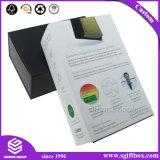 Il cartone stampato con velluto per il telefono o gli accessori elettronici ha impostato il contenitore di regalo di Pcakaging