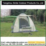 Dossel móvel Ultralight do quintal barraca de acampamento do turista de 4 pessoas