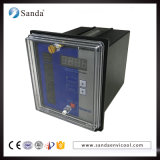 中型および低電圧アプリケーションのための結合された過電流および地絡のリレー