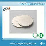 Покрынный никелем магнит неодимия диска супер сильного цилиндра N35 миниый малый тонкий круглый