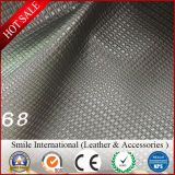 Выбитая ценой по прейскуранту завода-изготовителя кожа PVC для портмона для конструкции сумок бумажника новой горячей