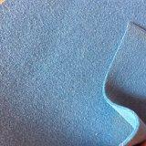 Het Leer van Microfiber van het suède voor Schoenen die hx-Ms1701 voeren