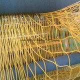 BSの標準落下保護建設廃材の網