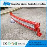 "52 "" barra ligera roja del shell LED para SUV campo a través"