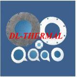 Material refractario estabilizado a la mayoría de la absorción sana del papel químico de fibra de cerámica
