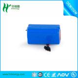 18650 packs batterie 14.8V de Lipo de cellules de 2200mAh 2600mAh