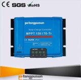 Régulateur bleu 70A de chargeur de batterie solaire de RoHS Fangpusun MPPT 150/70 de la CE