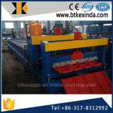 La azotea de Kxd 840 galvanizó la máquina esmaltada del rodillo del azulejo