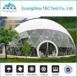 中国はホーム庭のラウンジの測地線ドームの小屋を組立て式に作った