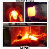 Máquina de calefacción inferior ahorro de energía de inducción de la consumición para la forja de Rod de la barra