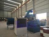 Machine van de Briket van het Schroot van het Metaal van de fabriek de Automatische Horizontale