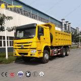 도로 공사 판매 Sinotruk HOWO 371 HP 25ton 10 짐수레꾼 쓰레기꾼 트럭을%s 무거운 장비