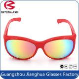 Gli occhiali da sole di riciclaggio esterni della bici di sport hanno polarizzato gli occhiali da sole di Eyewear degli occhiali di protezione