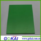 Fabricante de la hoja de la tarjeta de la espuma del PVC del blanco del profesional 3-5m m de China