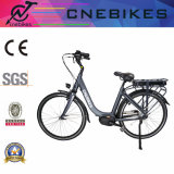 250W 숙녀를 위한 중앙 모터 도시 전기 자전거