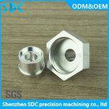 Peças de usinagem de precisão CNC / 3/4/5-Axis Equipment / SGS Certificate / Machine Parts