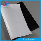 PVC brillante laminado frío/caliente Frontlit/bandera de Blockout (13oz 440GSM)