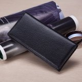 مصنع بالجملة جلد محفظة [منس] طويلة محفظة محفظة محفظة [بوسنسّ لين] علامة تجاريّة محفظة عرض خاصّة ساعات من حالة لهو ([ب-06])