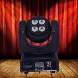 40W RGBW Sharpy Beam Professional Lighting Wash Mini LED Éclairage de scène Éclairage DJ Party Disco Éclairage de mariage