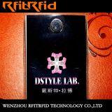 RFIDの衣類RFIDの札の衣類の札