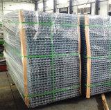 Decking galvanizzato del filo di acciaio per i sostegni a cassone della cremagliera del pallet del magazzino