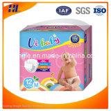 Подгонянная пеленка младенца дешевого хлопка размера Breathable
